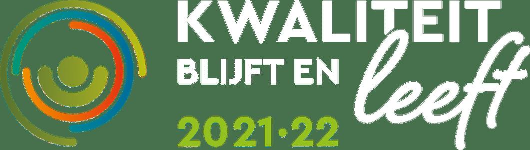 Kwaliteit Leeft 2021 2022 logo